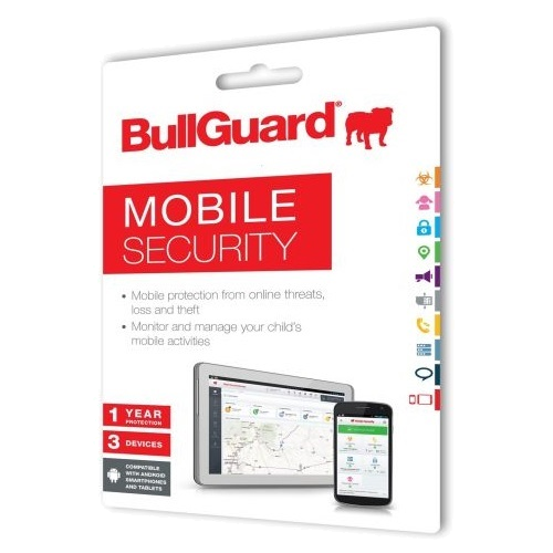 BullGuard Mobile Security 2017