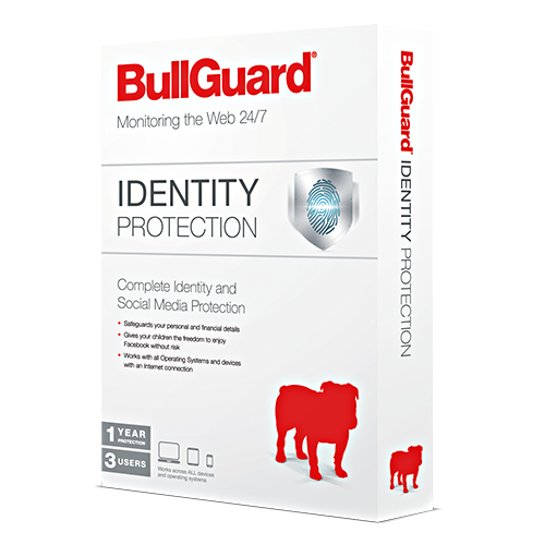 BullGuard Identity Protection 2017