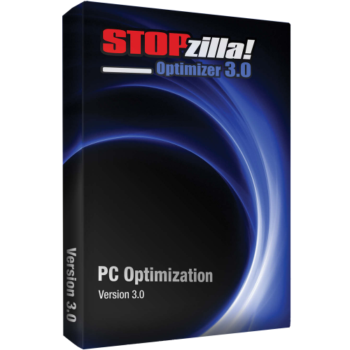 iS3 STOPzilla Optimizer 3.0