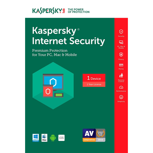 kaspersky internet security offer